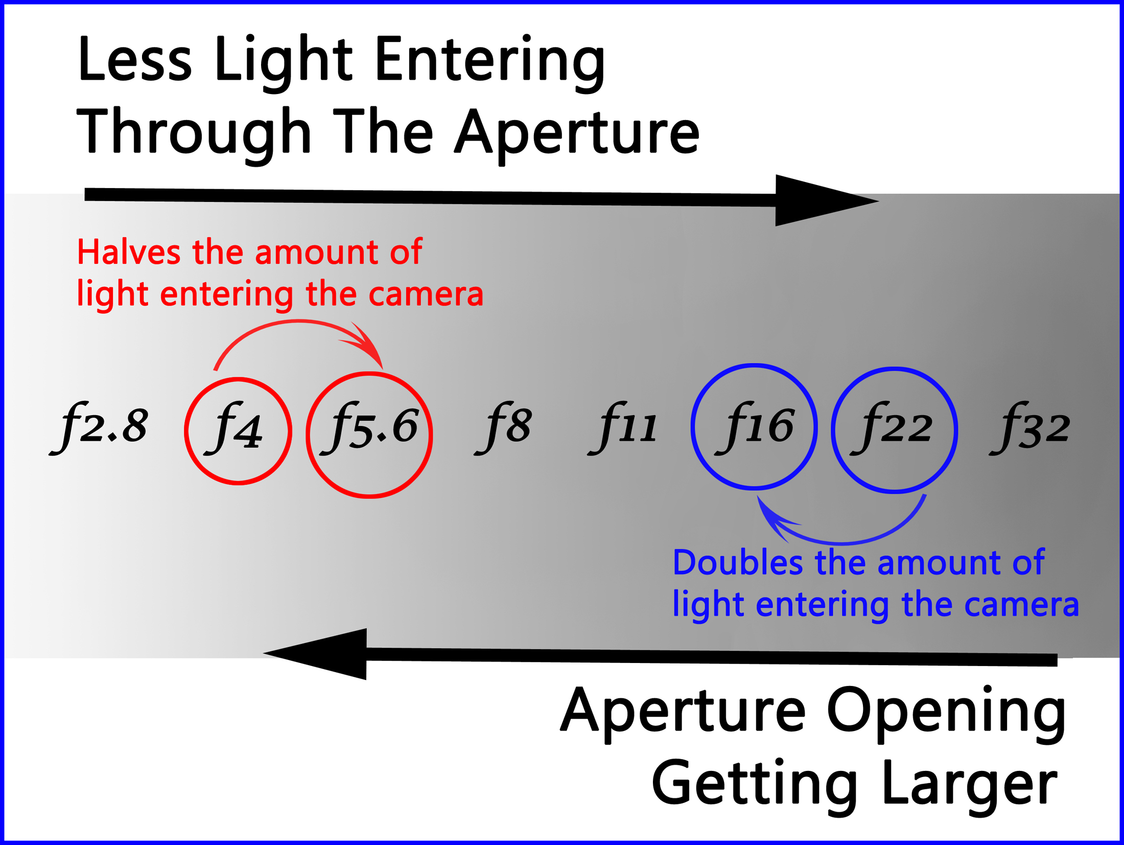 4 Key Things New Photographers Need to Know About Aperture