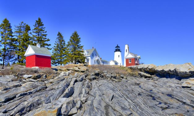 Lighthouses in Maine